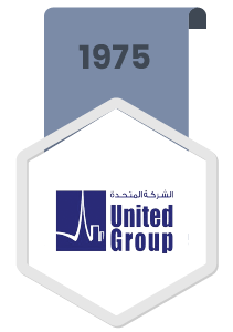 1975 United for Trading and Transportation (UTT): Cement trading over 4 M ton annually.