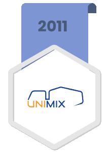 2011 UNIMIX Ready Mix Company